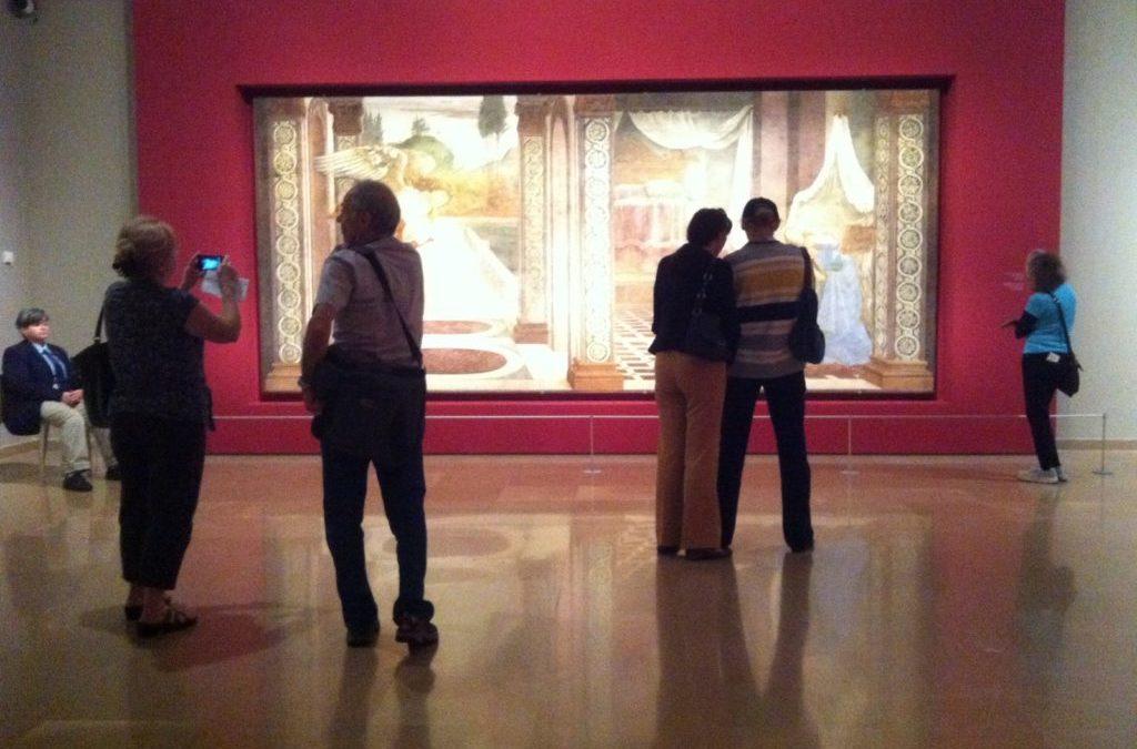 Using Art to Revive Economy