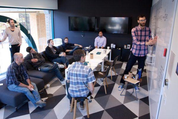 Google Ventures design partners.