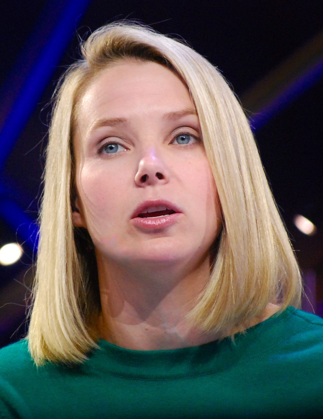Marissa Mayer, Yahoo's CEO Talking About Art and Engineering