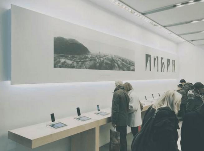 Apple's New Art Project