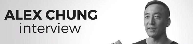 Alex Chung – Interview