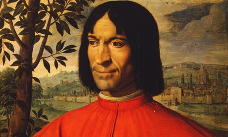 Lorenzo de' Medici Source: Wikipedia