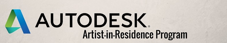 The Autodesk Artist-in-Residence Program – Insightful Interview