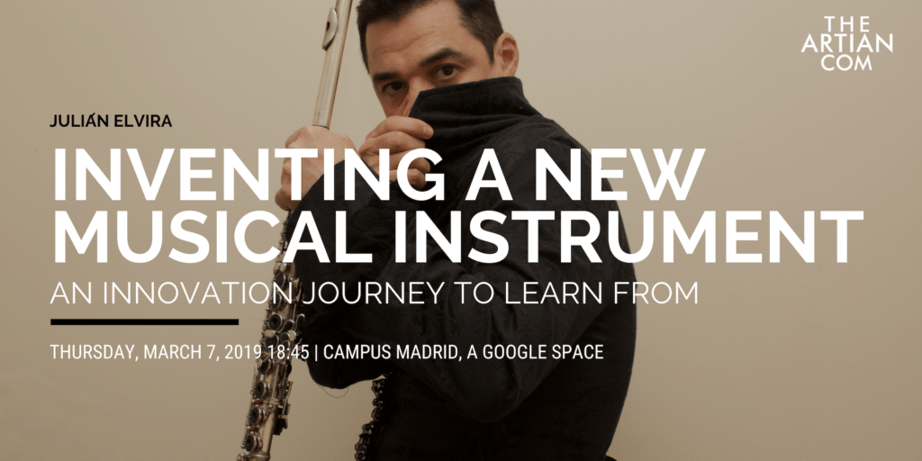 Inventing a New Musical Instrument – an Innovation Journey to Learn From