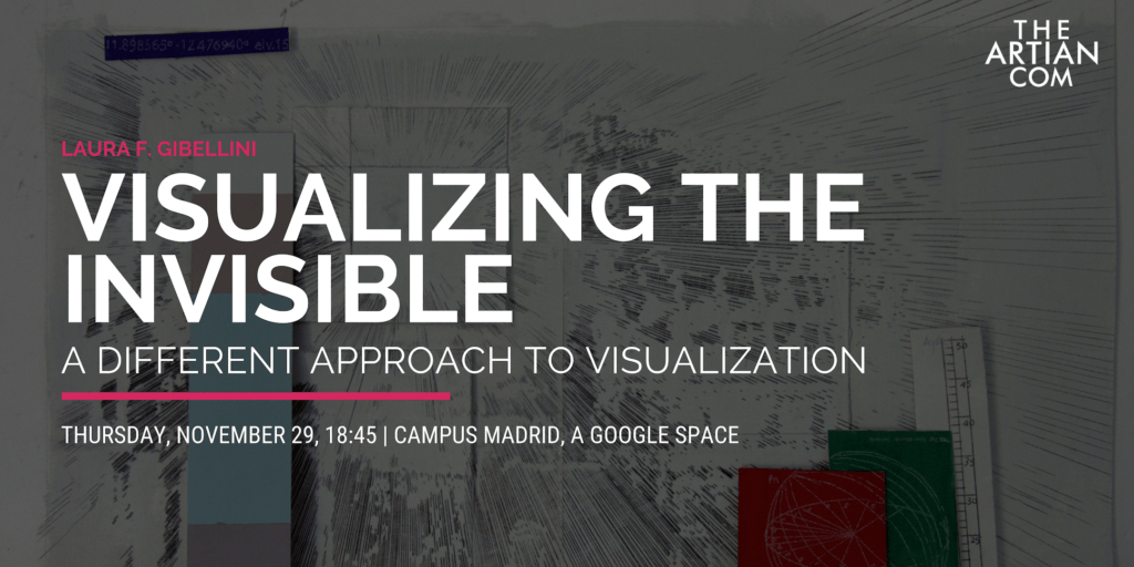 Visualizing The Invisible – a Different Approach to Visualization | The Artian Art & Tech Events