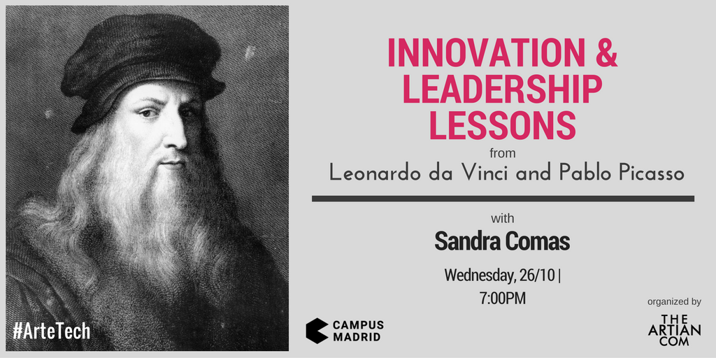 Innovation and Leadership Lessons from Leonardo and Picasso