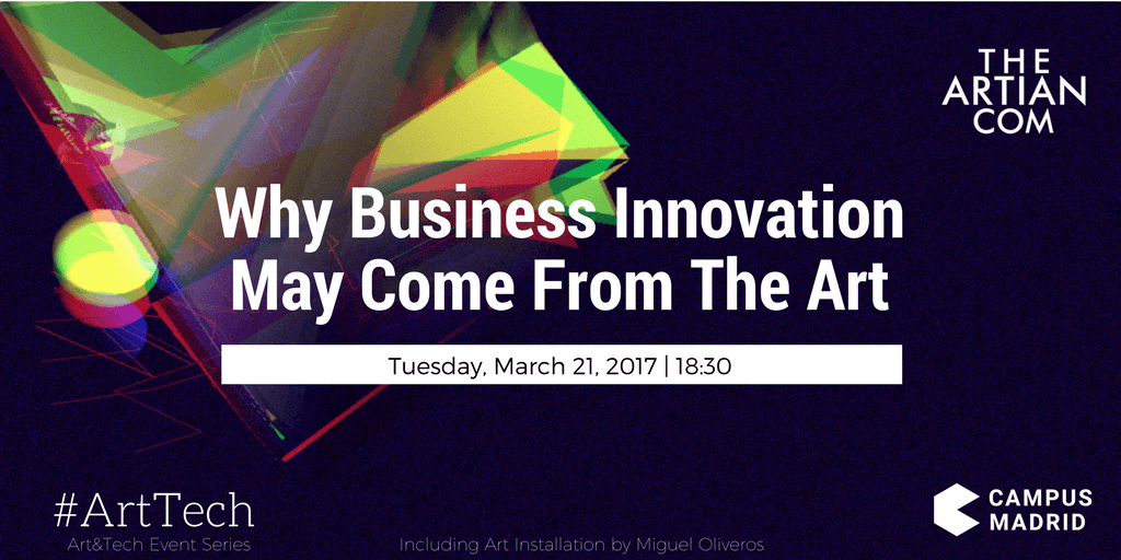 Art and Innovation – Why Business Innovation May Come From The Art