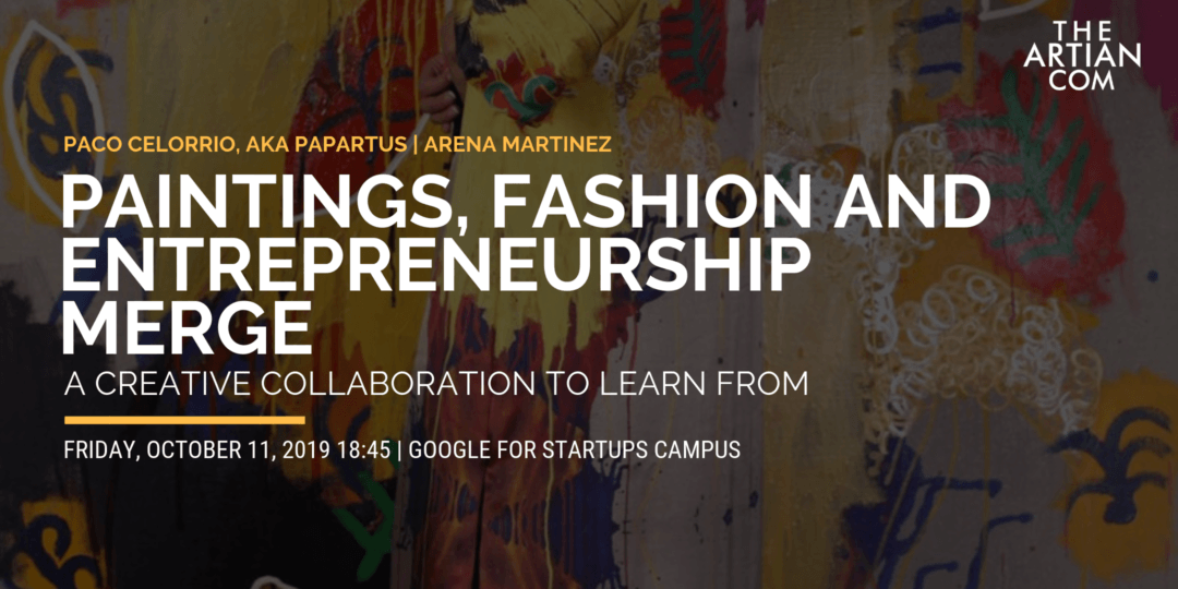 Madrid | Painting, Fashion, and Entrepreneurship Merge
