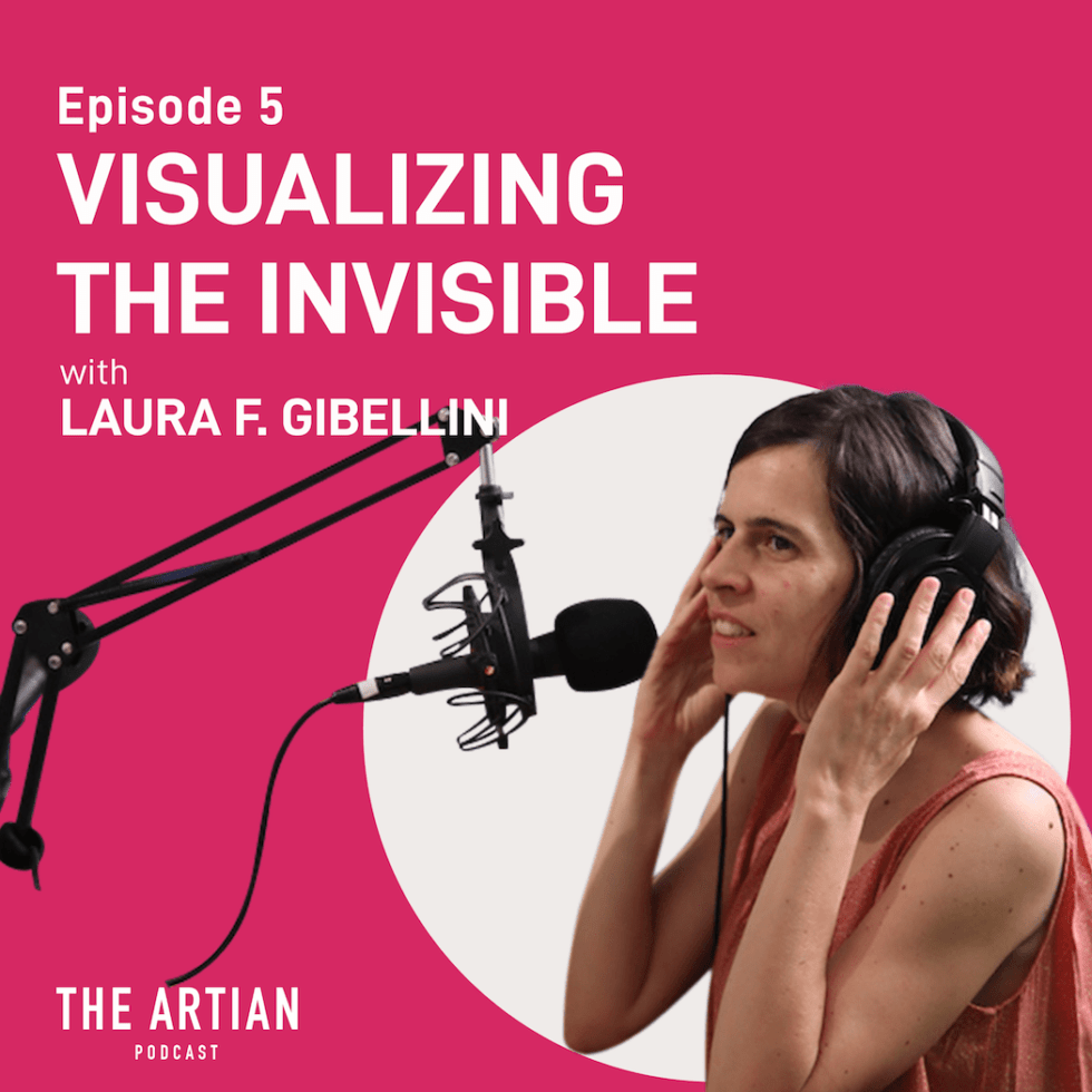 episode 5 – visualizing the invisible | Laura F. Gibellini
