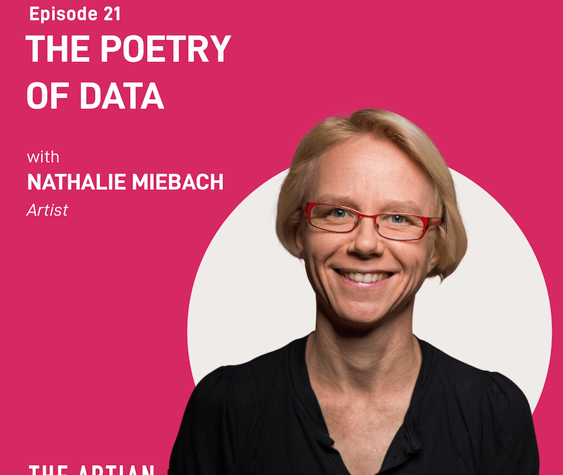 episode 21 – the poetry of data | Nathalie Miebach