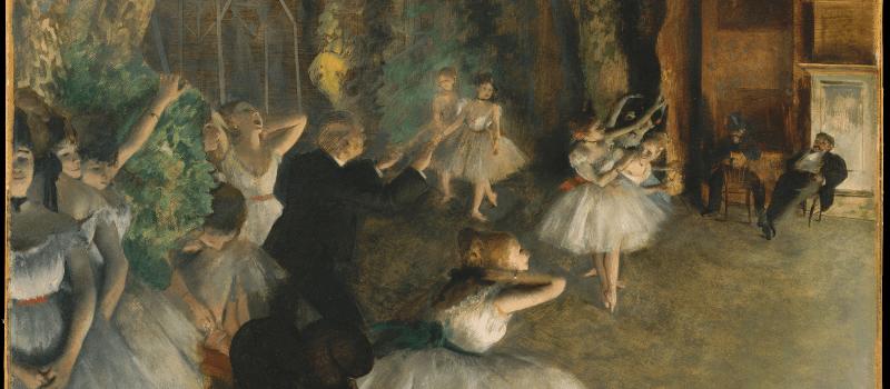 Degas, Ambiguity