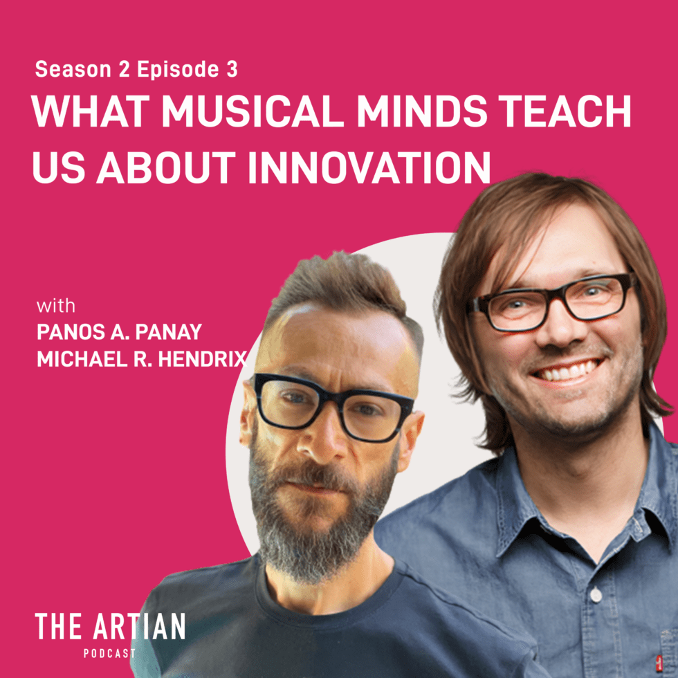 episode 3 – two beats ahead | Michael Hendrix and Panos Panay