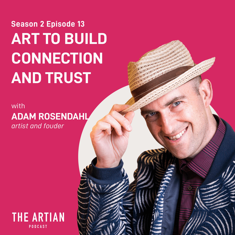 Nico Daswani The Artian Podcast
