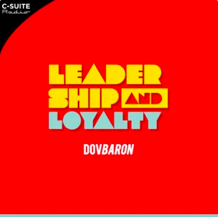 Nir Hindi as Guest of the Leadership and Loyalty Podcast with Dov Baron