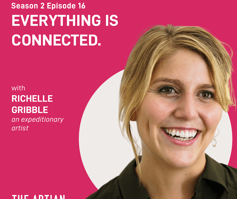 season 2 episode 16 – everything is connected | Richelle Gribble